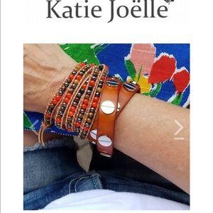 Wrap Studded Bracelets Katie Joelle